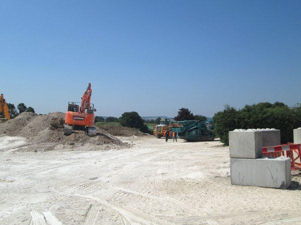 groundworks contractor wiltshire
