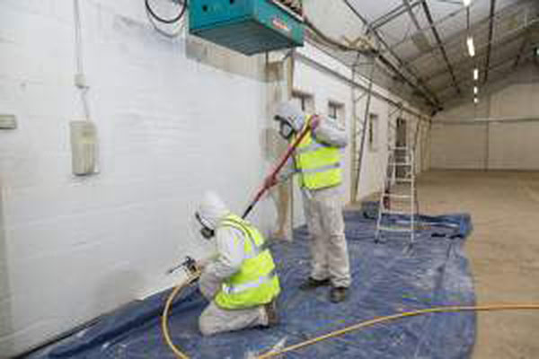 Mobile paint spraying Wiltshire